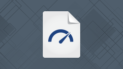 White paper icon; Banking Efficiency